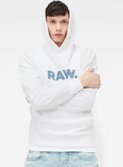Qrag Hooded Sweater