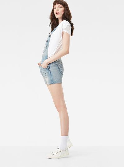 Midge Short Overalls