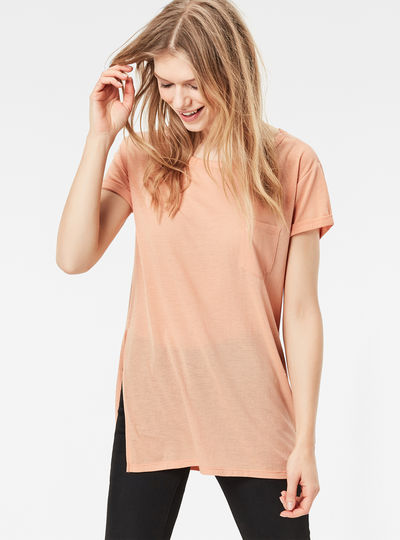 Roa Straight Pocket T-Shirt