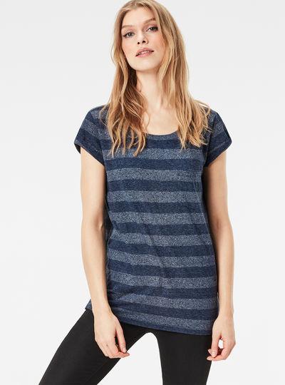 Galoa Straight Pocket T-Shirt