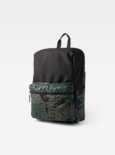 Estan Pattern Backpack