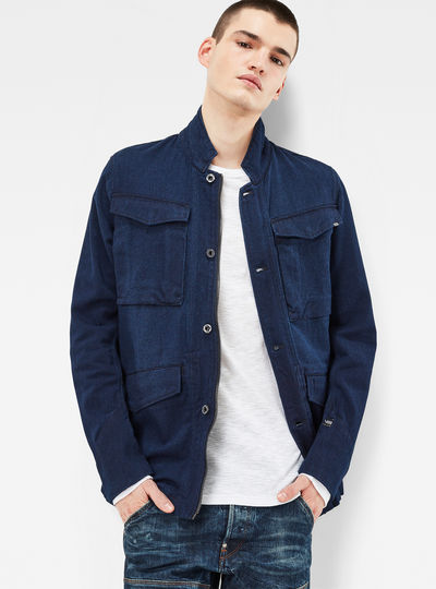 Vodan Worker Slim Blazer
