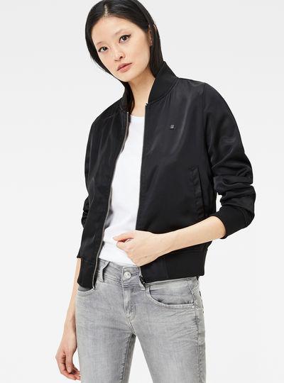 Ansem Slim Bomber Jacket