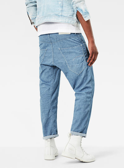 Arc 3D Tapered Cropped Pants