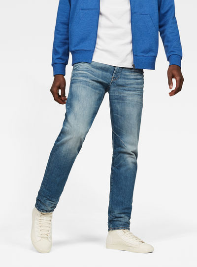 D-Staq 5-Pocket Tapered Jeans