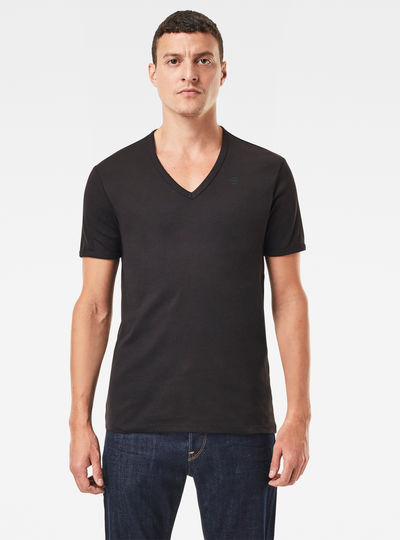 Base V-Neck T-Shirt 2-Pack