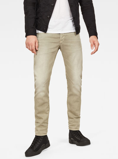 D-Staq 5-Pocket Slim Color Jeans