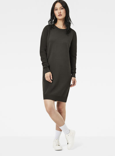 Suzaki Knit Dress