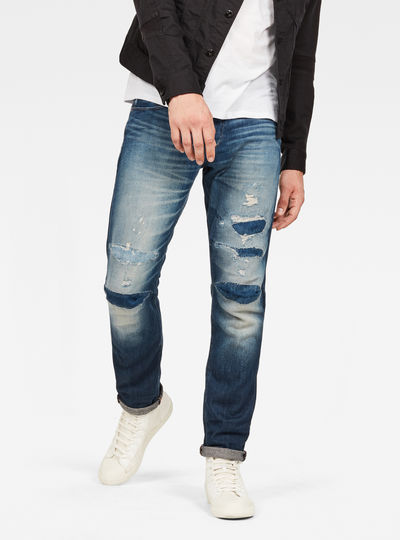3301 Tapered 3D-Restored Jeans