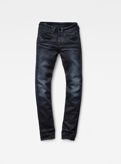 Midge Mid Waist Straight Jeans