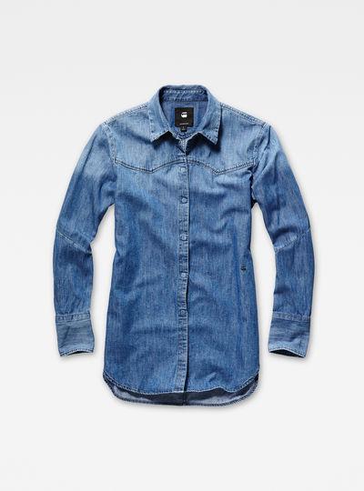 Tacoma bf shirt wmn l/s
