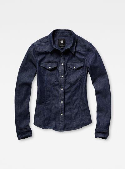 Tacoma slim shirt wmn l/s