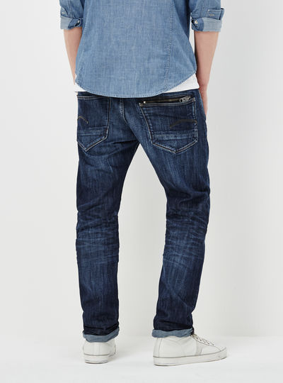 Attacc Straight Jeans