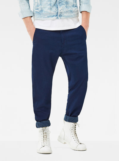 Bronson Tapered Cuffed Pants