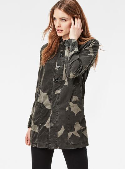 Bronson Utility Overcoat