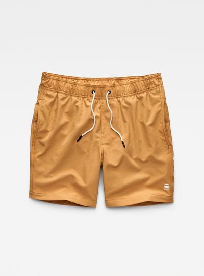 Dirik Solid Swim Shorts