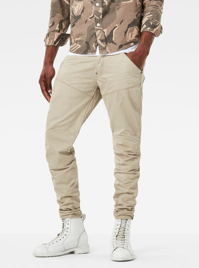 5620 G-Star Elwood 3D Tapered Color Jeans