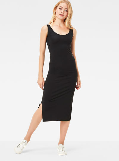US Gerde Straight Tanktop Dress