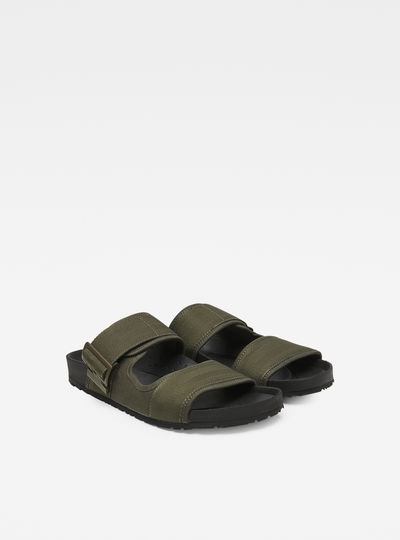 Netrol Buckle Sandals