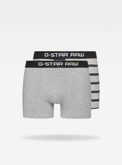 Tach Stripe 2-Pack Trunks