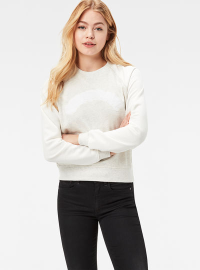 STK Cropped Sweater