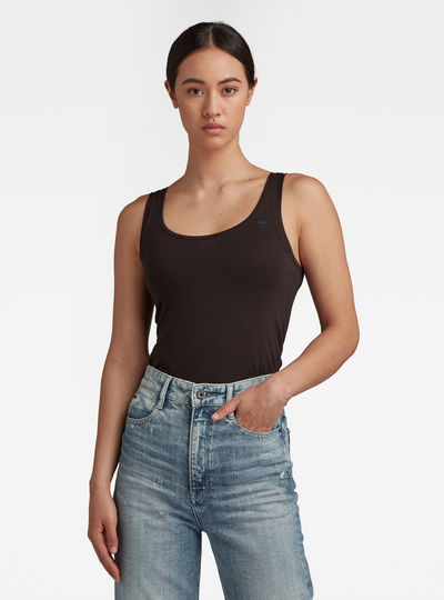 Base Round Neck TankTop