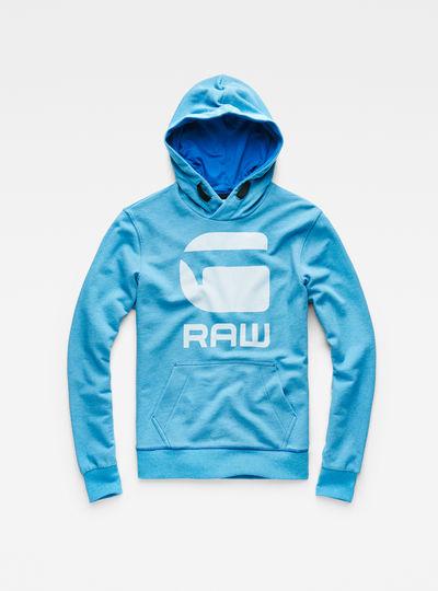 Core Art Hooded Sweater