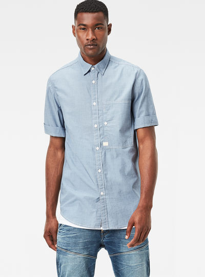 Stalt Denim Shirt