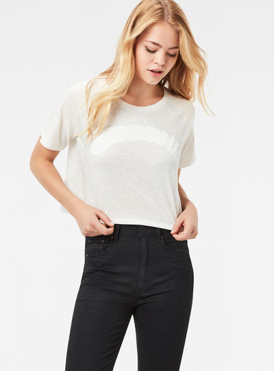 Stk Cropped T-Shirt