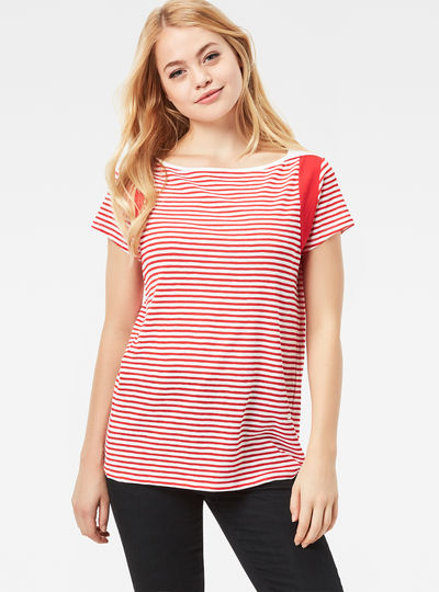 Zovas Straight Boat T-Shirt