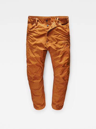 5620 G-Star Elwood 3D Loose 7/8 Pants