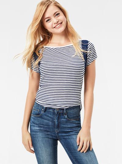Zovas Straight Boat T-Shirt