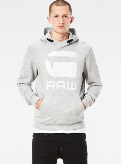Core Art Hooded Sweater