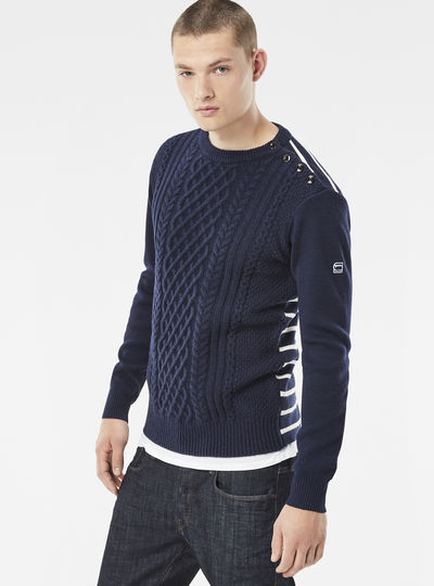 Dadin Hybrid Knit
