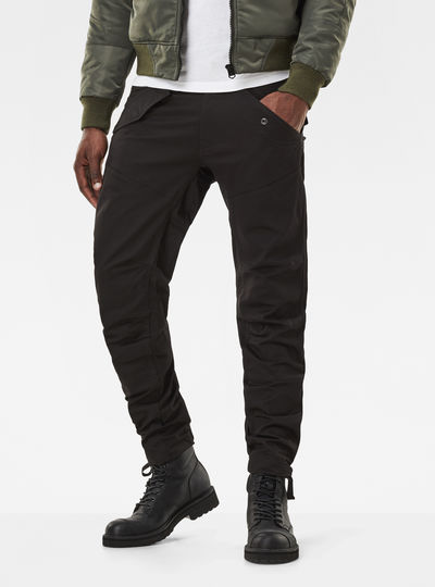 Rovic Deconstructed 3D Tapered Pants