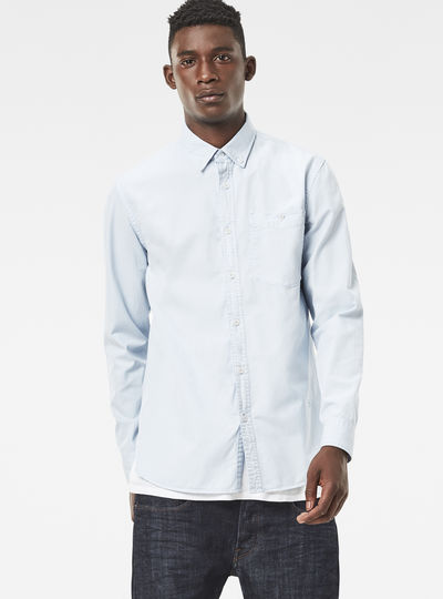 Oxford Button-Down Pocket Shirt