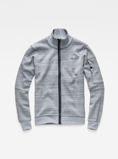 Stalt Tracktop Sweater