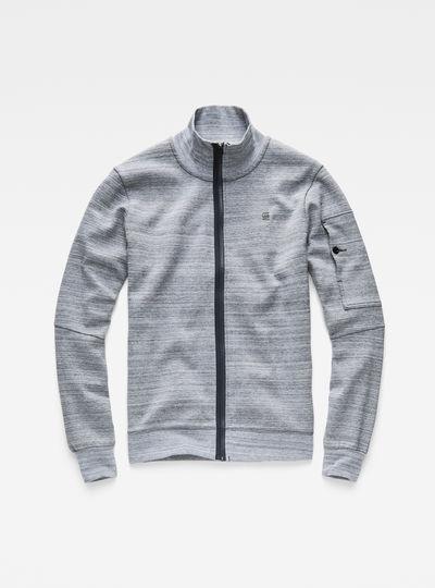 Stalt Tracktop Sweater