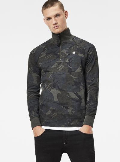 Jirgi Half-Zip T-Shirt