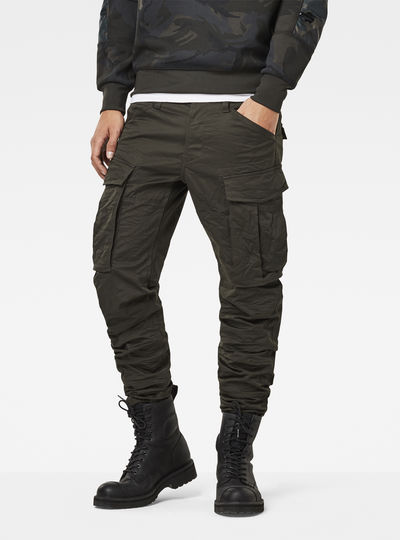 Rovic Slim Cargo Pants