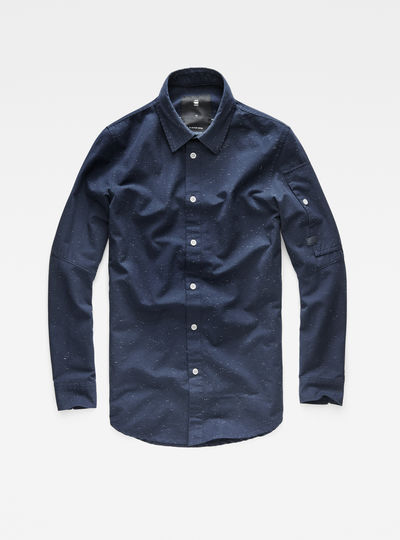 Stalt Clean Long Shirt