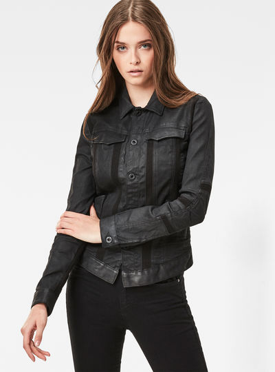Motac Slim Denim Jacket