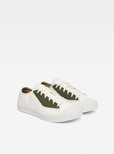 Rovulc Suede Low Sneakers