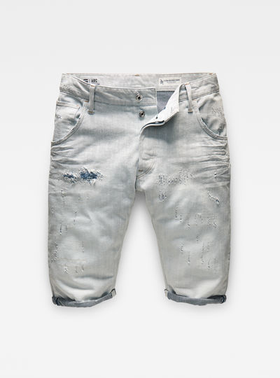 Arc 3D 1/2 Length Shorts