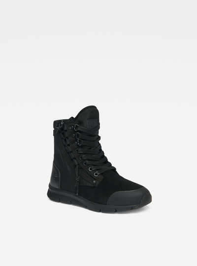 Cargo High Sneakers