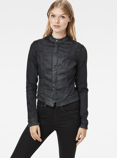 Lynn Slim Denim Jacket