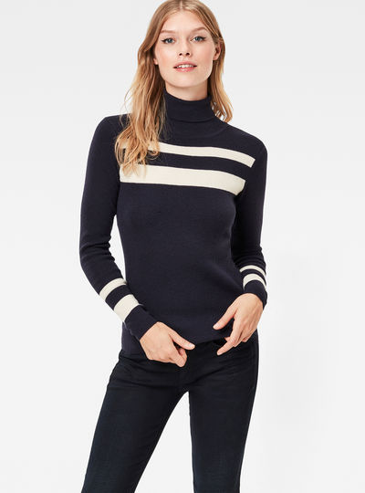 Jaedd Stripe Knit