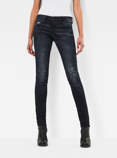 5620 Custom Mid Skinny Jeans