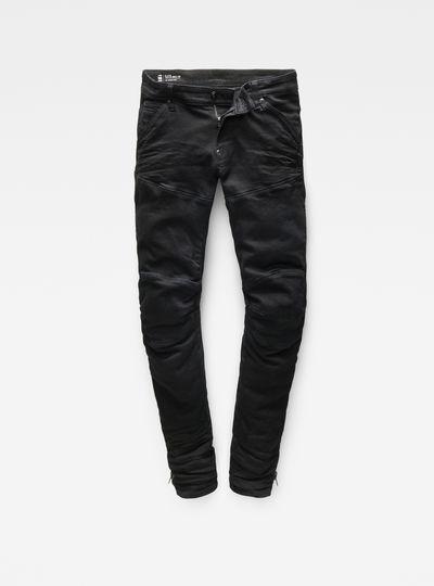 5620 G-Star Elwood 3D Ankle-Zip Super Slim Jeans