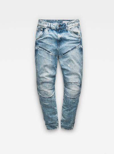 5620 G-Star Elwood 3D Mid Waist Boyfriend Jeans